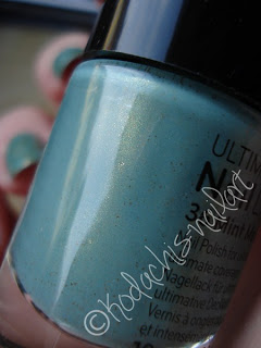 NotD – Mint me up gold
