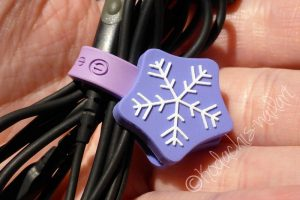 Ice Ice Baby Cable Clip