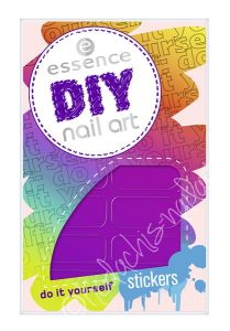 "nail art ""do it yourself"" stickers"