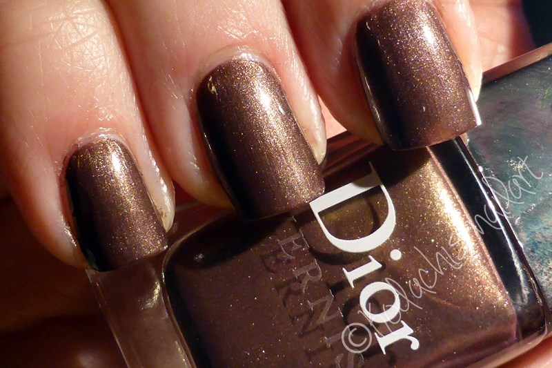 Dior - Aztec Chocolate Mani2