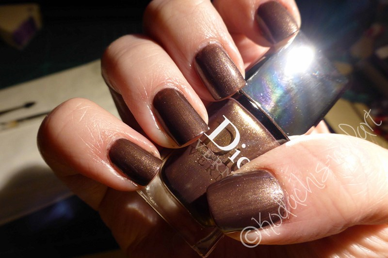 Dior - Aztec Chocolate Mani