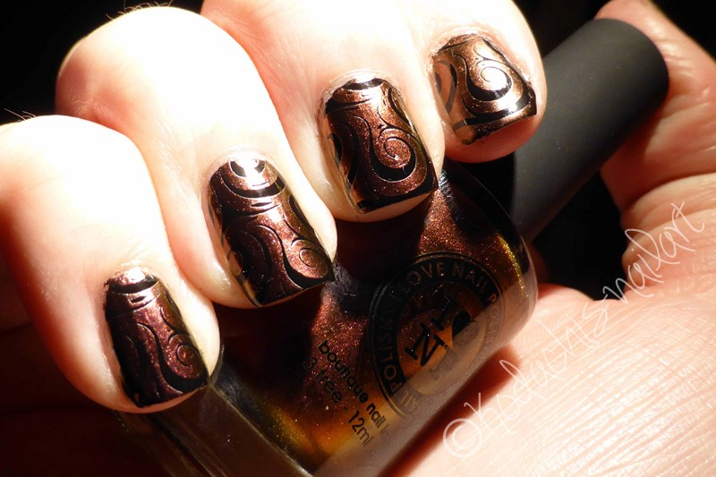 ILNP - Undenied Stamping over Black 1