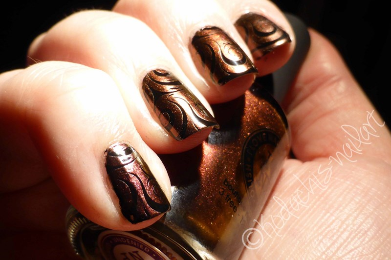ILNP - Undenied Stamping over Black 2