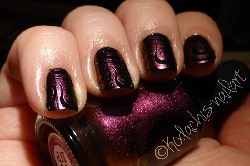 ILNP - Undenied Stamping over Black 3