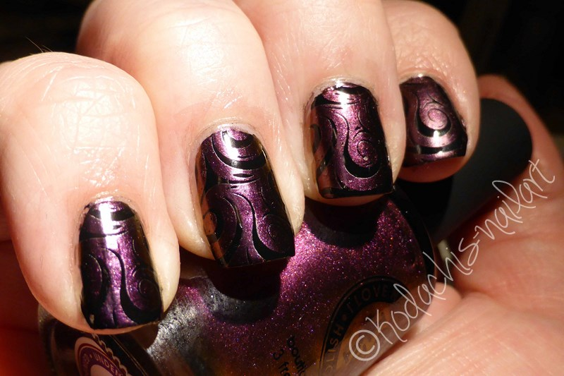ILNP - Undenied Stamping over Black 4