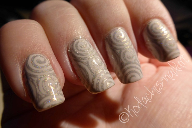 Essie - Urban Jungle - ILNP - Bottle Service Stamping