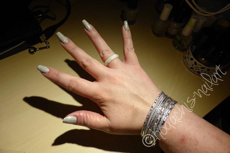 Nerdlacquer - Don't blink Hand