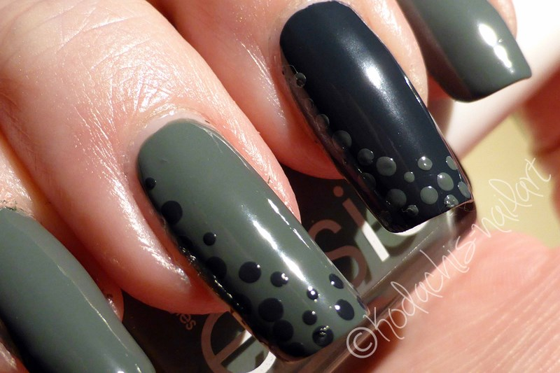 Essie - fall in line & the perfect cover up closer
