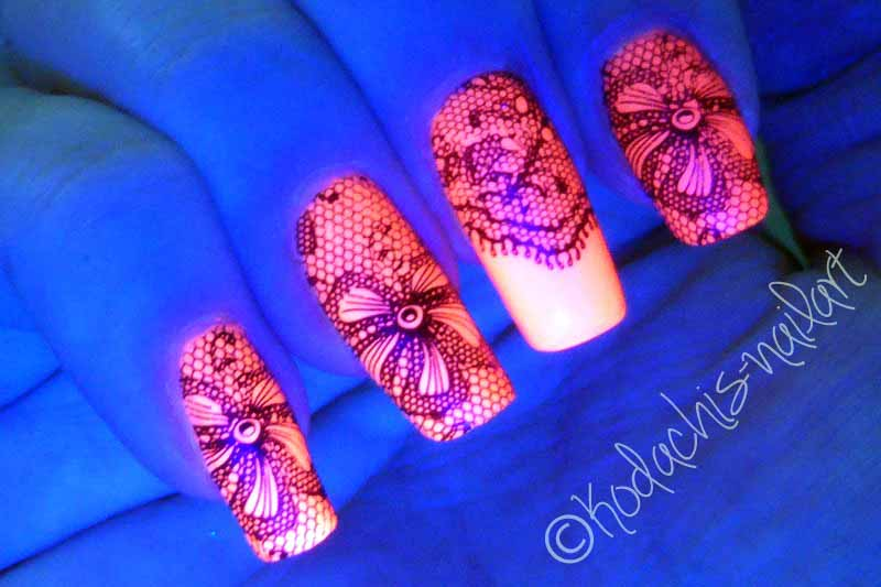 Color Club Kapow! Stamping Blacklight