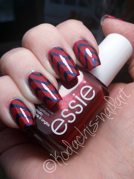 Essie After Sex Wave Stamping