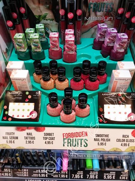 Misslyn Forbidden Fruits Aufsteller