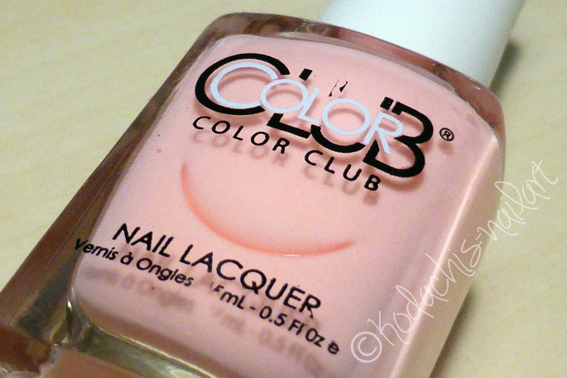 Color Club - Hot-Hot-Hot Pants Bottle