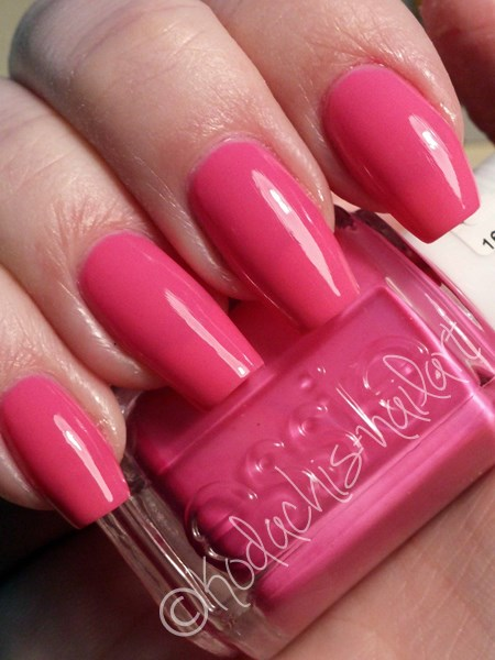 Essie – Lights mit stamping