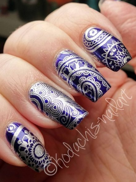 Astor – Berry Cocktail Stamping