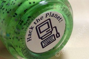 Scofflaw-Hack_the_planet_Label