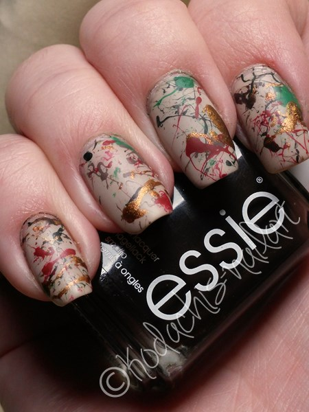 Essie-Splatter_Matte_Mani