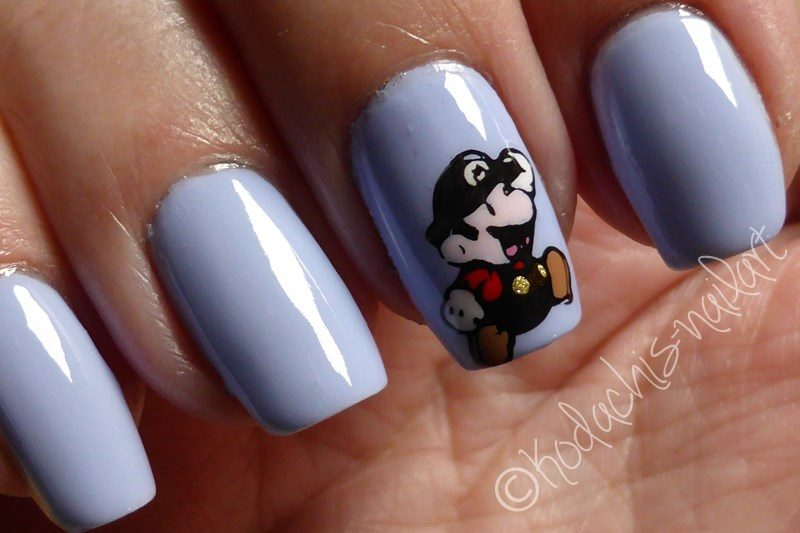 Essie – Saltwater happy and It's me Mario