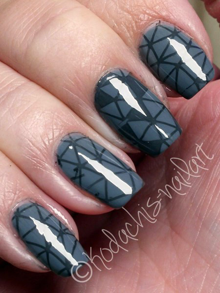 opi - embrace the gray Closer