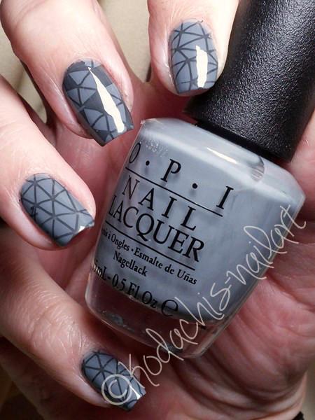 opi - embrace the gray