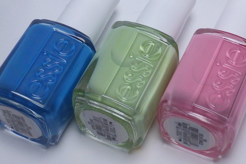 Essie Resort Kollektion 2016