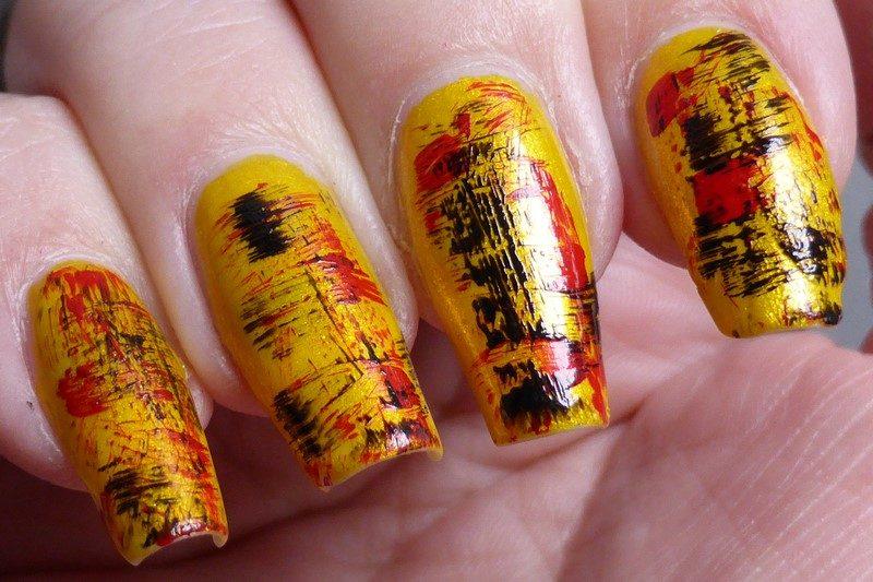 Fussball GERSVK Finger