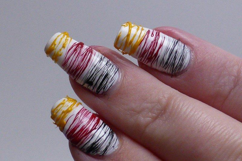 Fussball NIRGER Finger