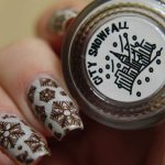 Scofflaw - City Snowfall - mit Stamping und LAbel
