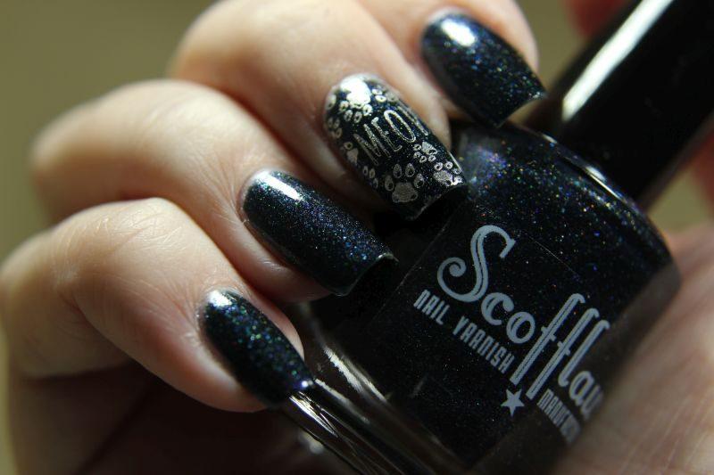 Scofflaw - Meowtallica Stamping