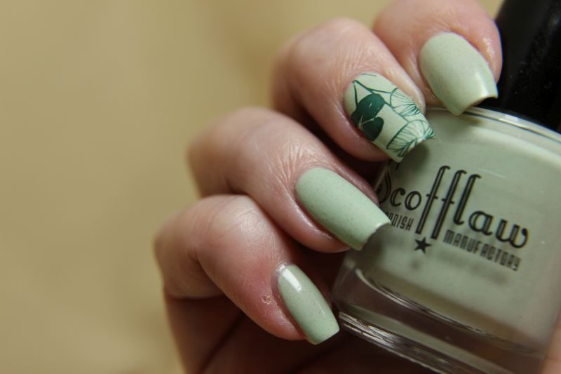 Scofflaw - Prototyp Mint Mani Stamping