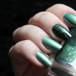 Essie - Jade to measure - Mani