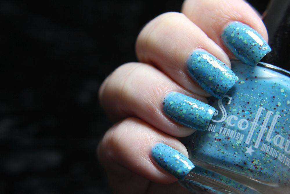 Scofflaw - Blue Zombie