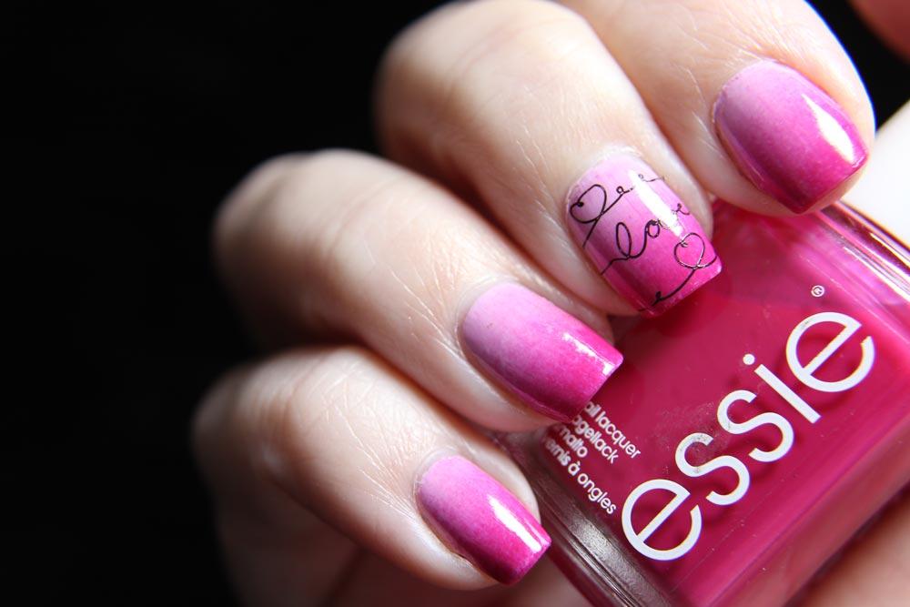 Essie - Valentinstag Gradient