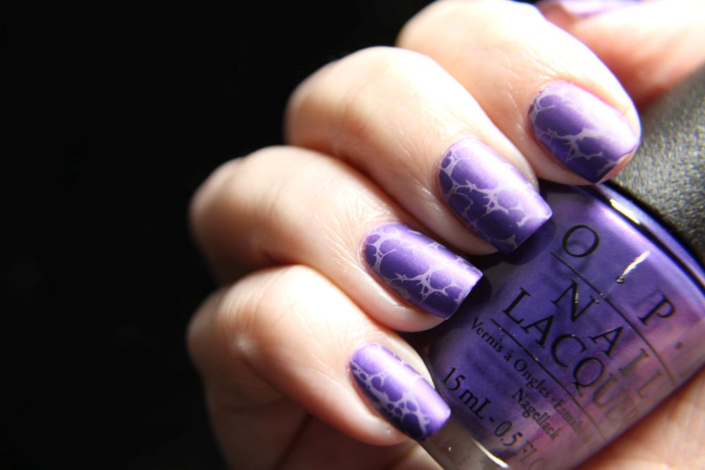 Opi - Purple with a Purpose - Matt