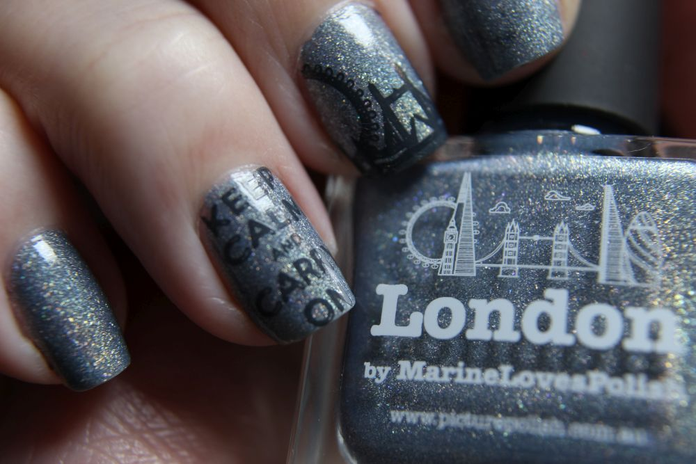 Picture Polish - London Stamping