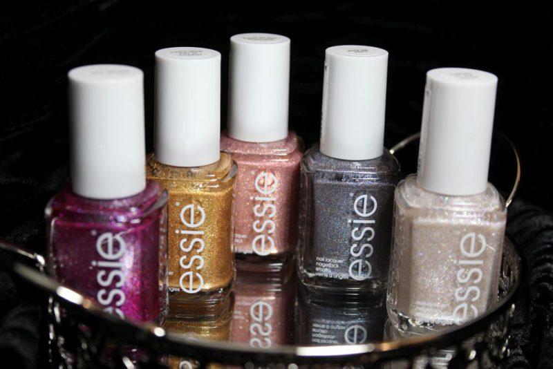 Essie Concrete Glitter LE