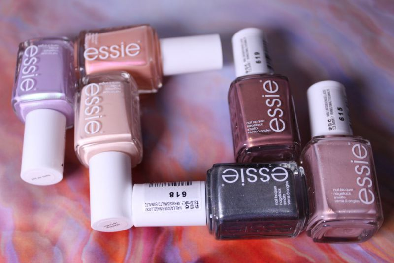 Essie – Spring Collection 2019 Swatches