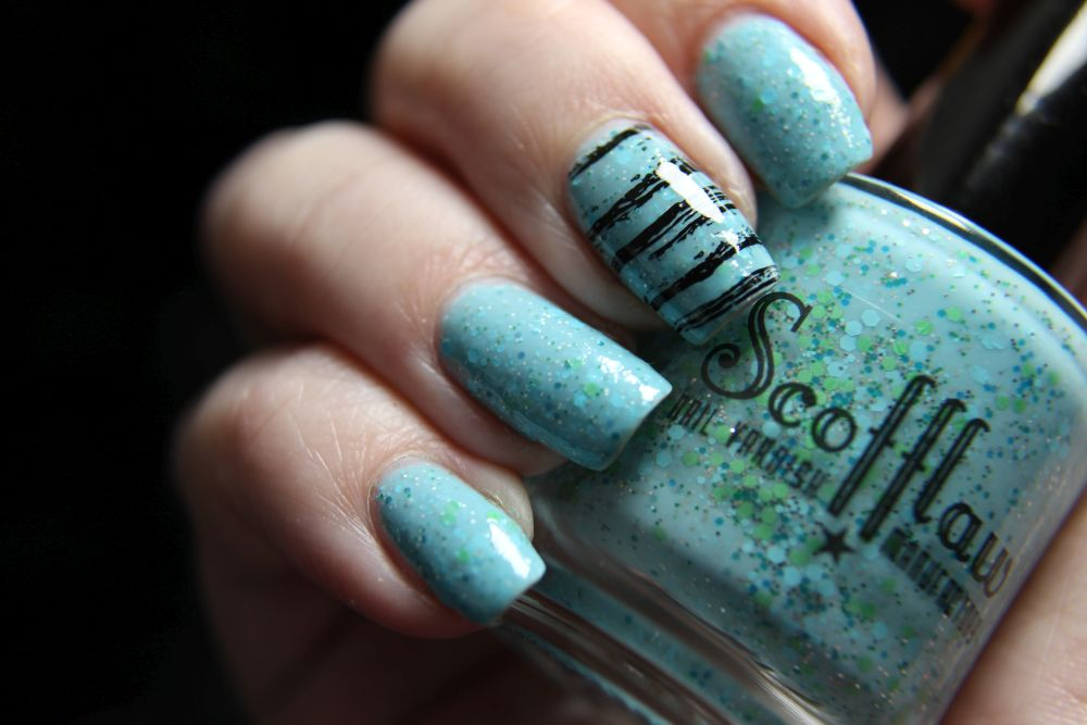 Scofflaw - Tikki Collection Vol2 - Hung Like a Seahorse - Stamping