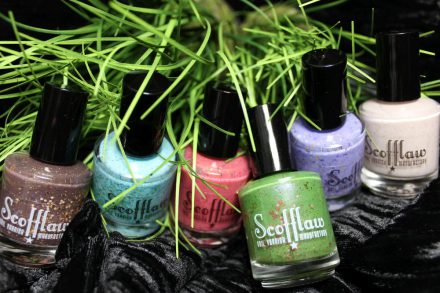 Scofflaw – Tikki Collection Vol 2 Swatches