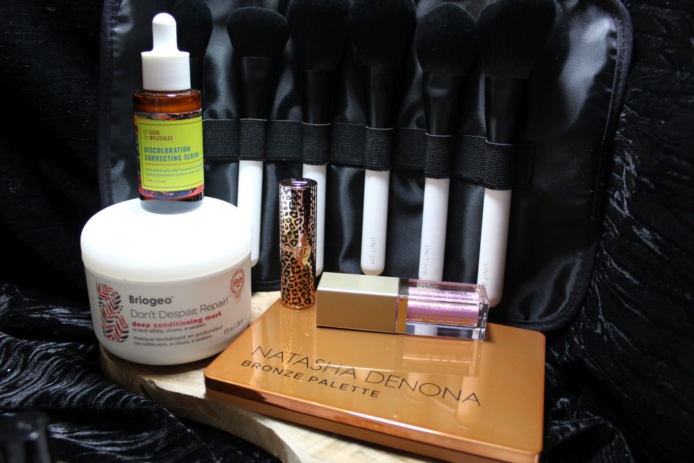 Beautylish - LuckyBag 2021 - Content
