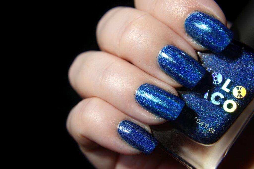 Holo Taco - Blue Freezie