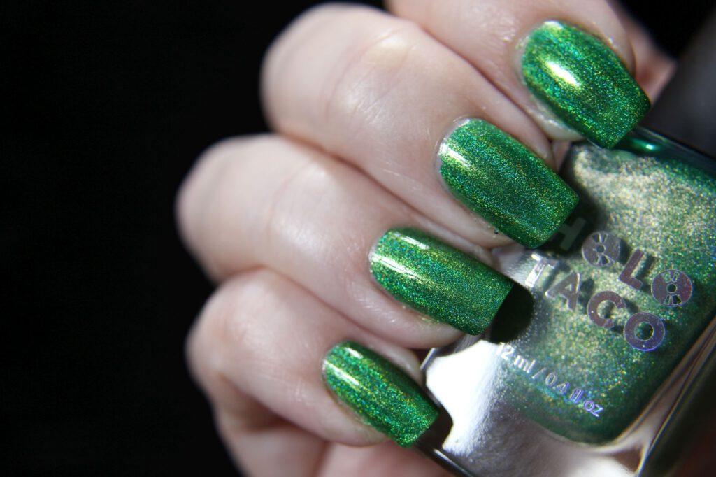 Holo Taco - Green Taffy