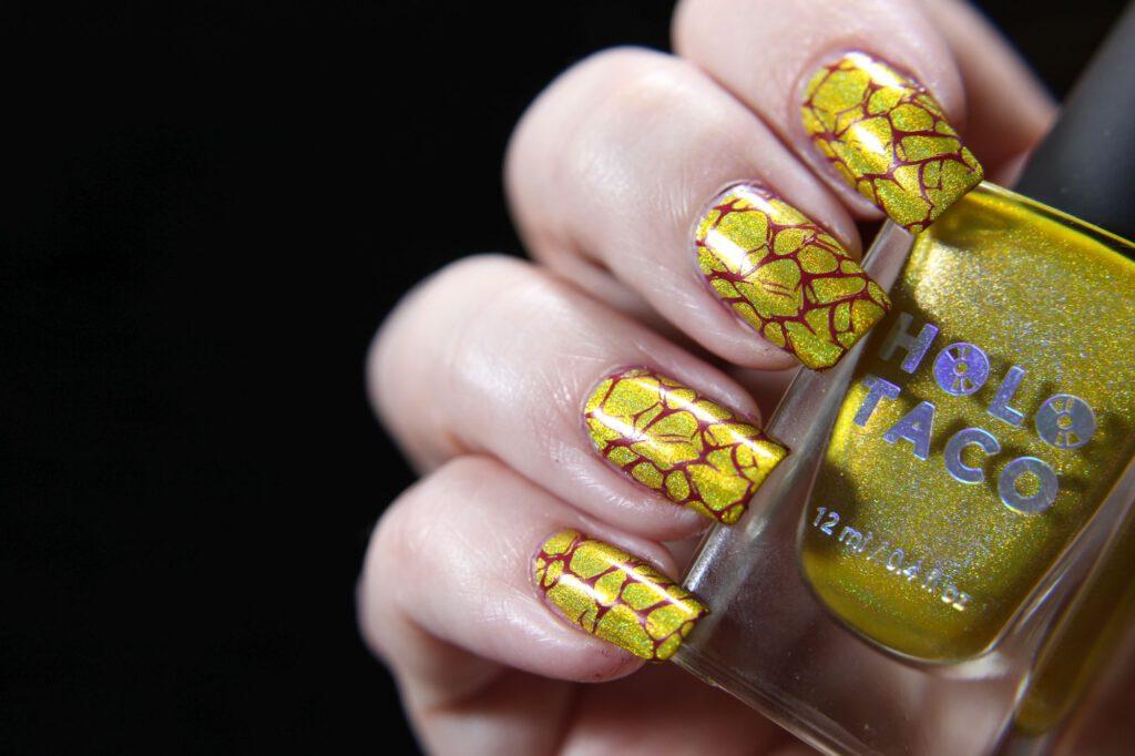 Holo Taco - Lemon Sucker - Stamping