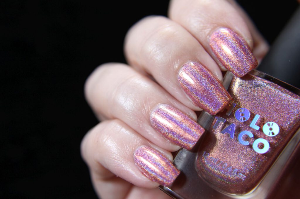 Holo Taco - Coral Chaser