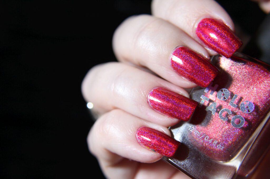 Holo Taco - Red Licorice